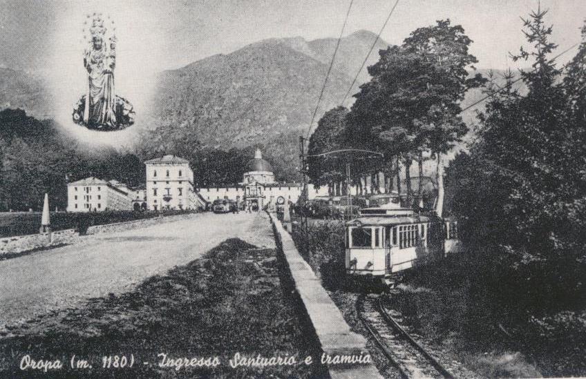 Photo of Passeggiando da Biella ad Oropa sulle orme della storica tramvia