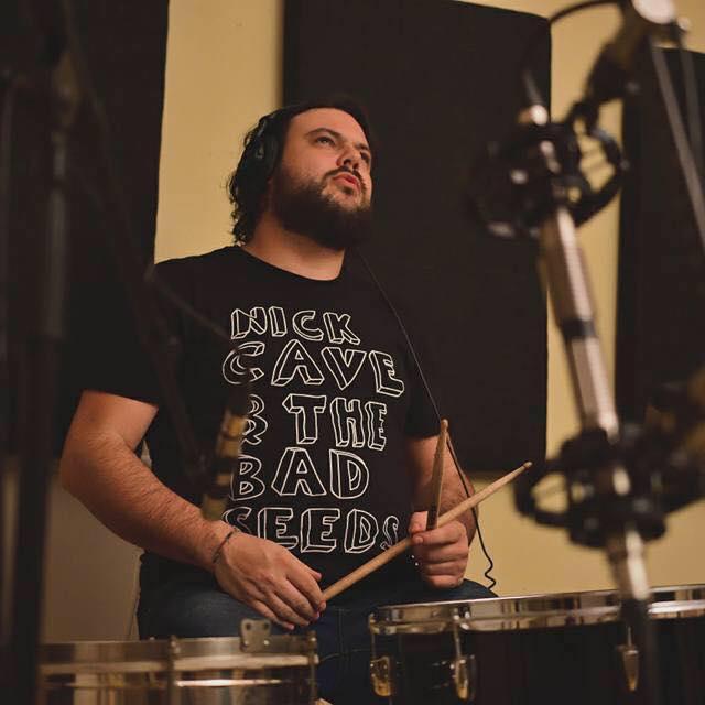 Photo of Il percussionista e batterista Alan Brunetta ospite venerdì al Planetario di Pino