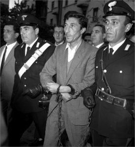 L'arresto di Pietro Cavallero, la mente della banda torinese