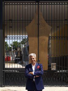 Cesare Verona, amministratore delegato Aurora