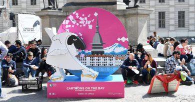 Nel 2019 Torino tornerà ad ospitare il festival dell'animazione cross-mediale e della tv
