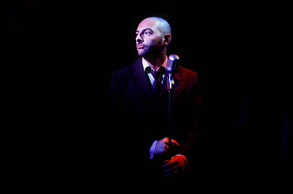Dario Benedetto cabaret
