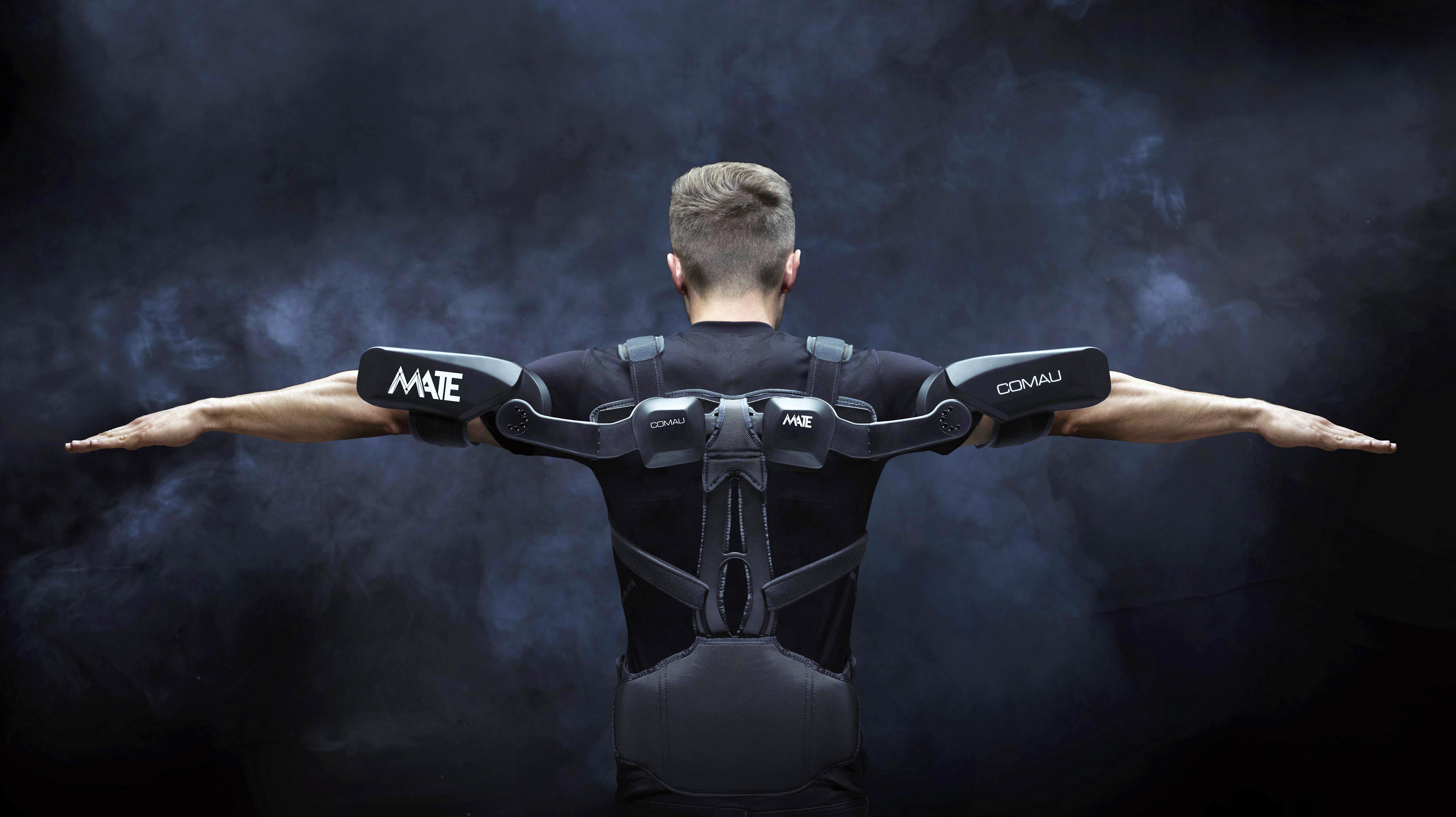 Photo of Comau e l'esoscheletro Mate: quando la realtà supera la fantascienza