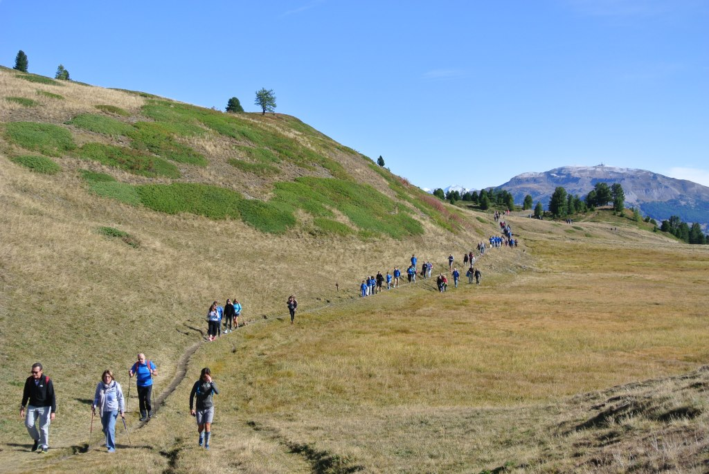 Photo of La Fondazione Cecilia Gilardi ha aperto le iscrizioni alla camminata di settembre a Cima Fournier