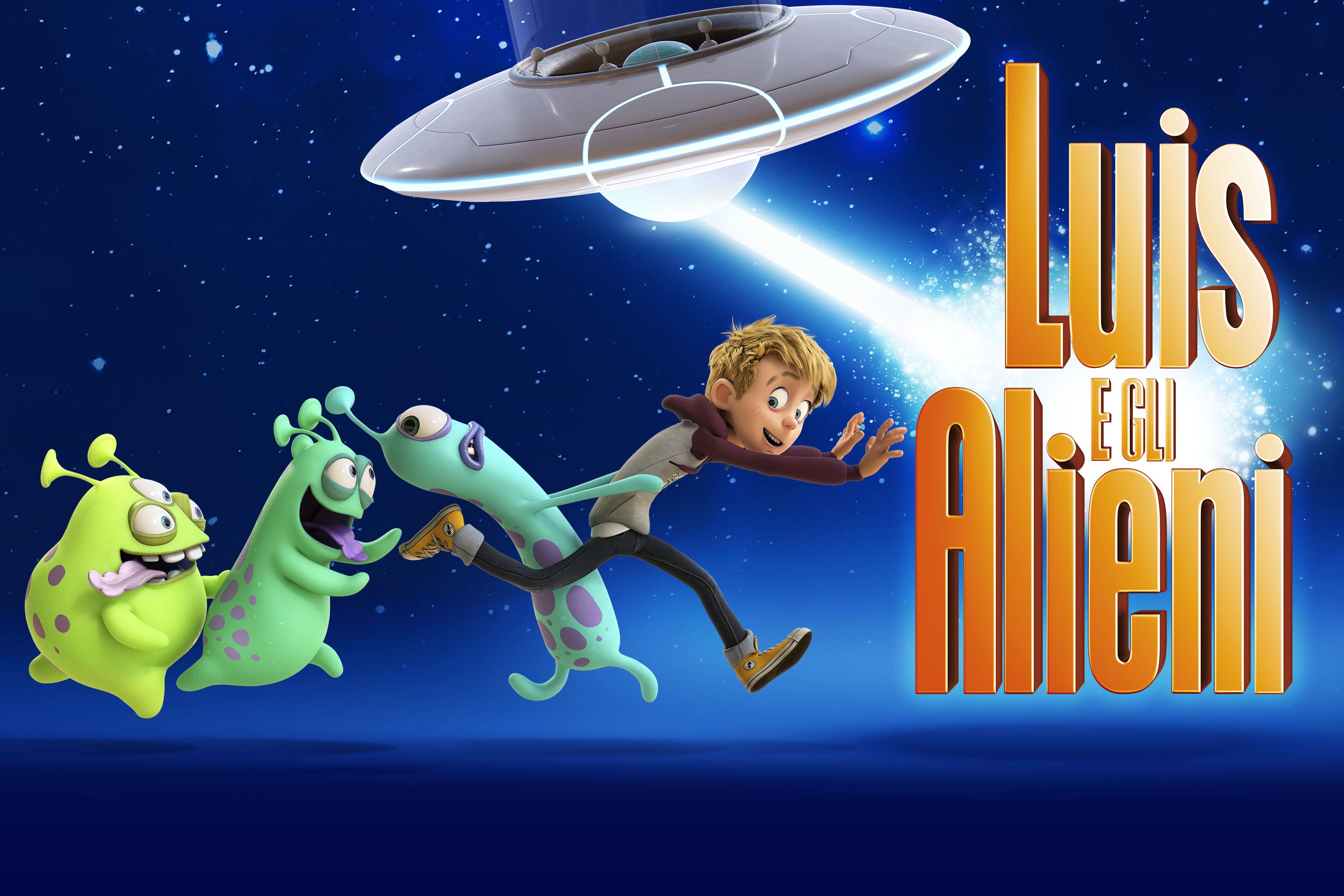 """Photo of Anteprima del film """"Luis e gli alieni"""" al Planetario di Torino"""