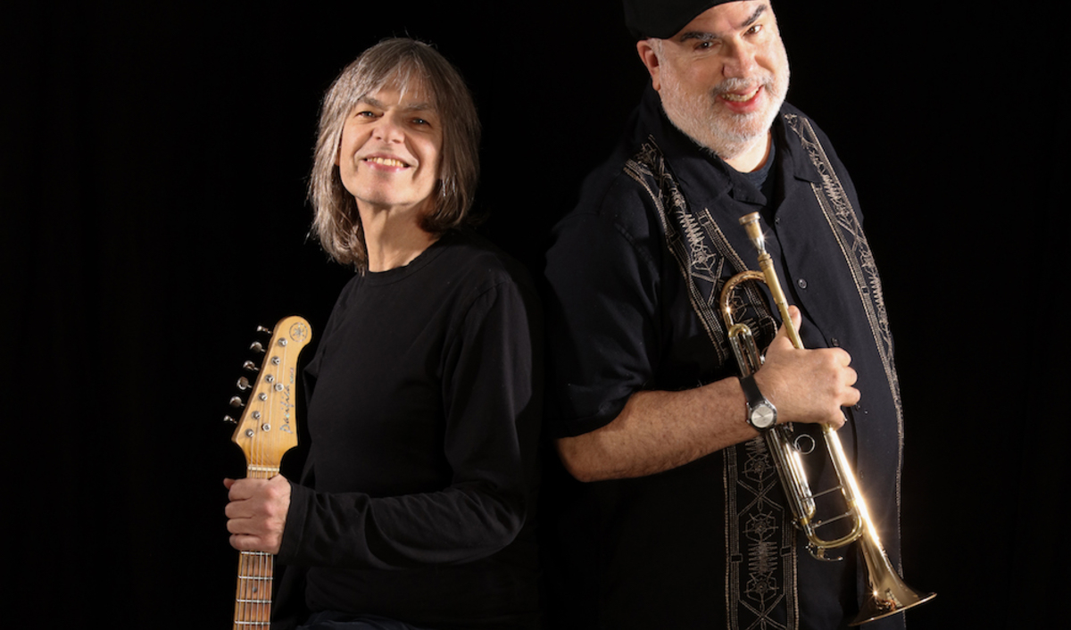 Photo of Al Monfortinjazz sabato 21 luglio i leggendari Mike Stern e Randy Brecker