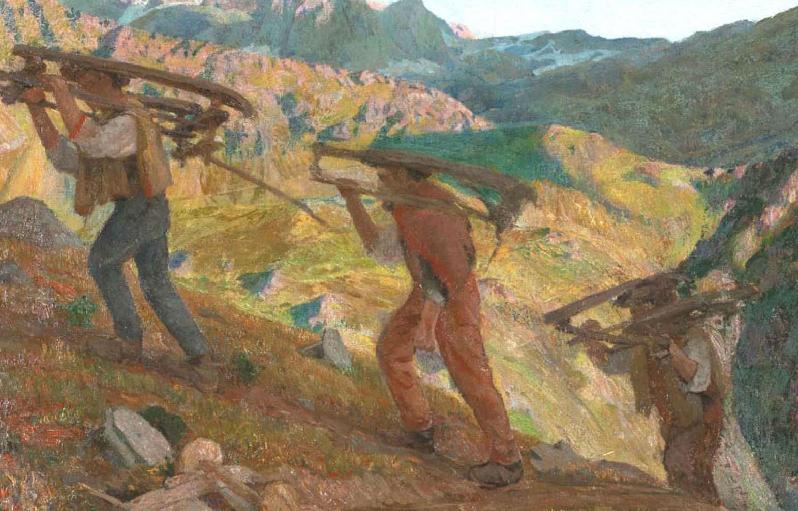 Photo of Le opere di Cesare Ferro Milone in mostra alla pinacoteca dell'Accademia Albertina