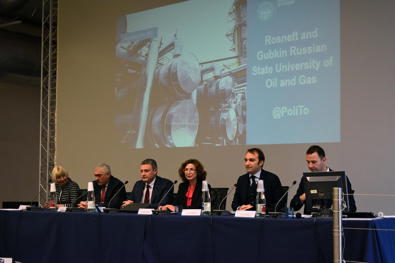 Photo of Master al Politecnico per 40 manager russi della compagnia petrolifera Rosneft