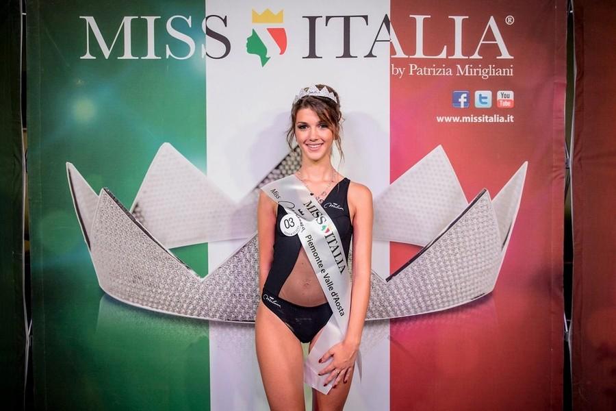 Photo of Miss Miluna Piemonte e Valle d'Aosta è una ventenne di Sommariva Perno