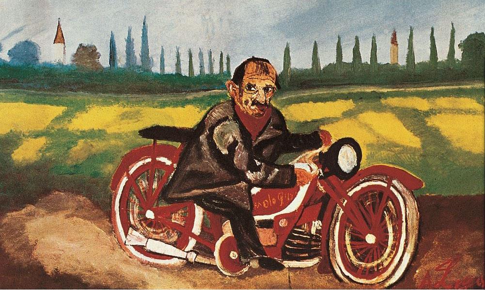 Photo of Il magico mondo della motocicletta raccontato in una mostra-happening alla Venaria