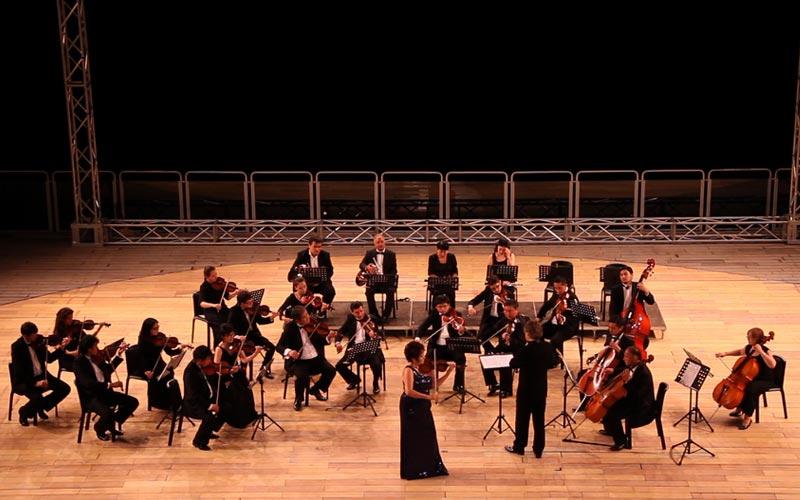 Photo of La più prestigiosa orchestra del Kazakistan domenica 22 si esibisce a Novi Ligure