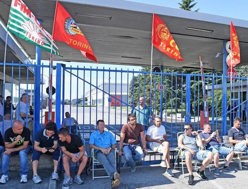Photo of Tegola per altri 40 lavoratori: dichiarata fallita dal tribunale la fonderia Lamalù di Volpiano