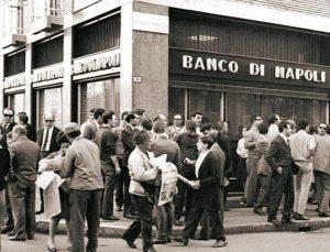 Il Banco di Napoli a Milano viene rapinato nel settembre 1967