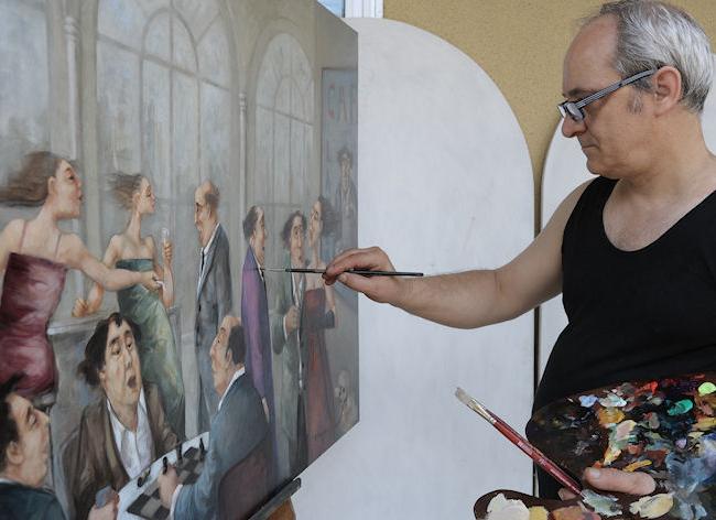 Photo of Grugliasco, intrigante mostra a tema circense nell'ambito del festival internazionale