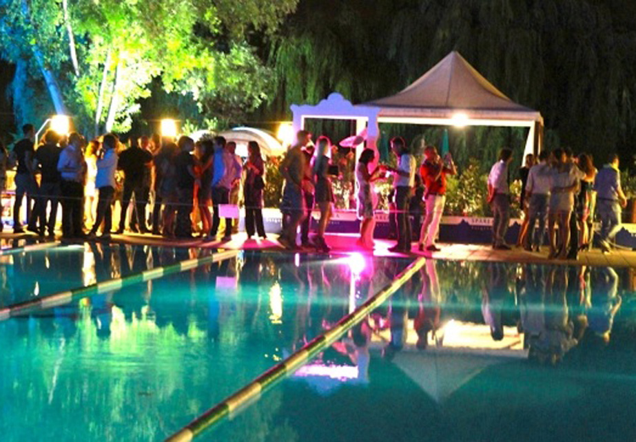 Photo of Summer Pool Party, un aperitivo musicale mercoledì 18 al circolo Ronchiverdi