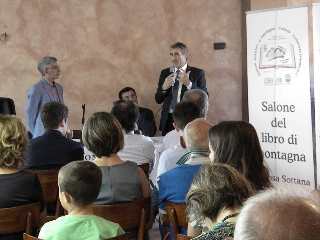 Photo of Salone del Libro di Montagna, un susseguirsi di incontri e presentazioni a Frabosa Soprana