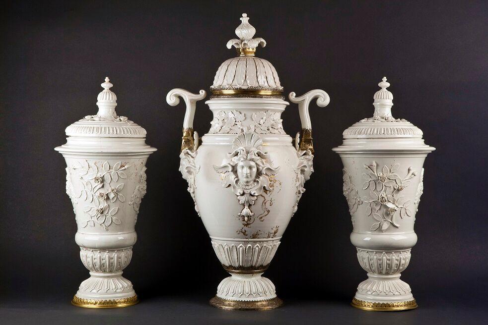 Photo of Alla Galleria Sabauda, in mostra le preziose porcellane realizzate a Dresda per i Savoia