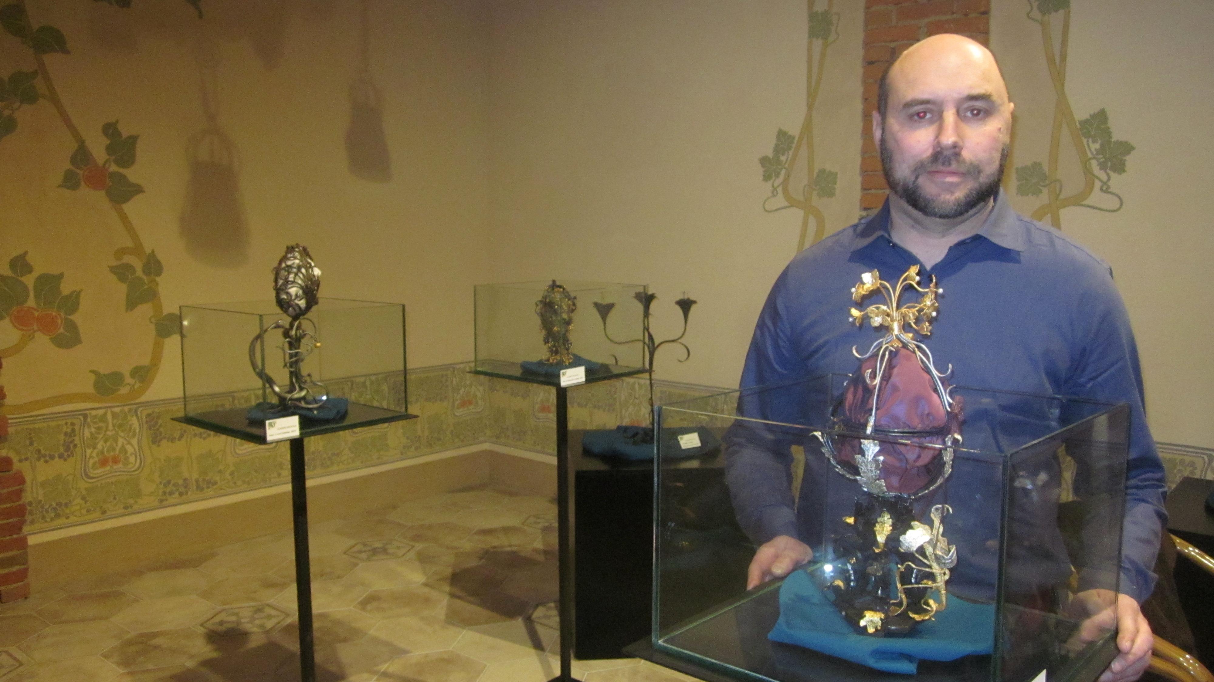 Photo of Sabato 21 a Romano Canavese, aperitivo in chiave creativa con l'artista Alberto Bessone