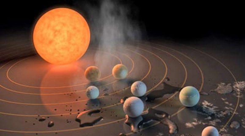 Acqua non solo su Marte, ma anche su alcuni pianeti al di fuori del sistema solare