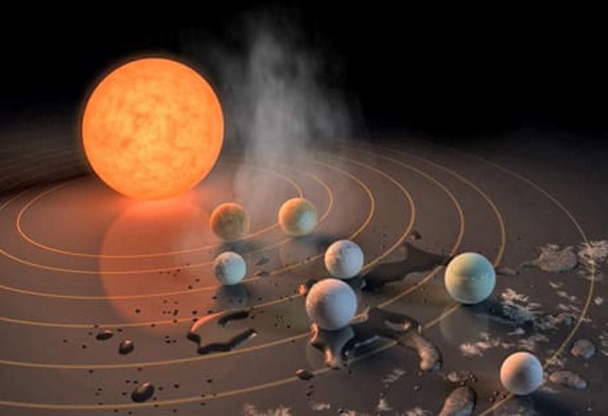 Photo of Acqua non solo su Marte, ma anche su alcuni pianeti al di fuori del sistema solare