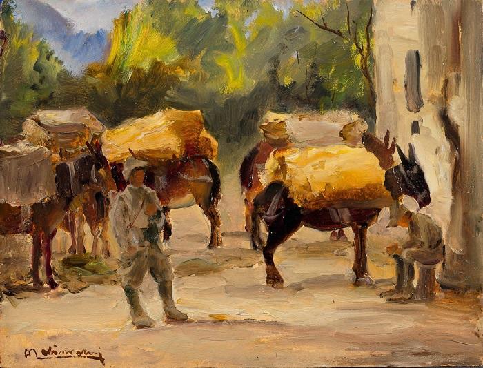 Photo of La Prima Guerra Mondiale raccontata dal pittore Angelo Malinverni