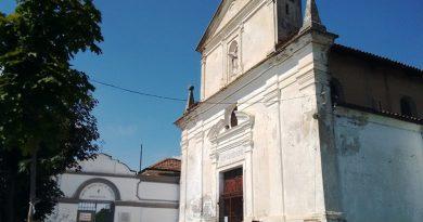Torna all'antico splendore la chiesa di Agliè dove riposa Guido Gozzano