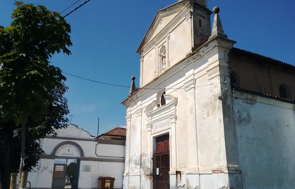 Photo of Torna all'antico splendore la chiesa di Agliè dove riposa Guido Gozzano