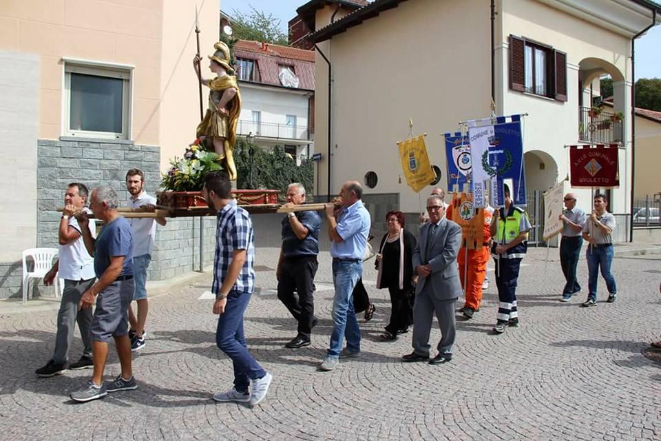 Photo of Da venerdì 24, Givoletto si veste a festa per la Patronale di San Secondo