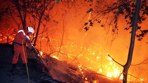 Photo of Piemonte, i 341 incendi del 2019 sono quasi tutti dolosi