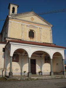 La parrocchia di Sala Biellese