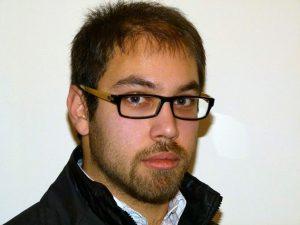 Il consigliere comunale casalese Luca Servato