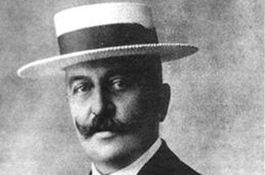 Photo of Nati il 25 agosto: Luigi Bozino, il presidente dei sette scudetti della Pro Vercelli