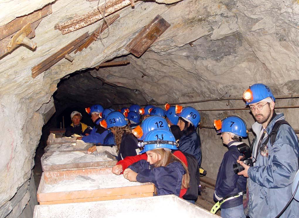 Photo of Un fresco Ferragosto da trascorrere nelle miniere di talco della Val Germanasca