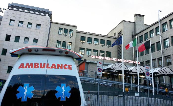 Photo of Operaio torinese cade da un'impalcatura in un cantiere in Valle d'Aosta: è grave