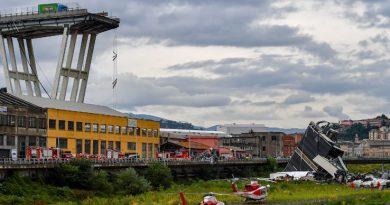 Genova: le vittime piemontesi salgono a 7 ed è ancora dispersa una famiglia di Oleggio