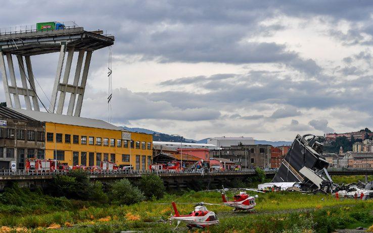Photo of Il racconto di un superstite torinese a un mese dal crollo del ponte: una scena apocalittica