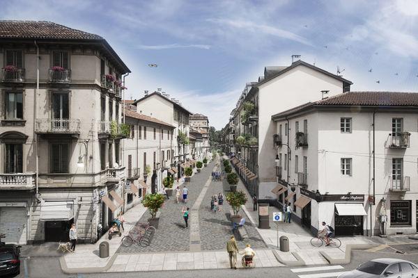 Photo of Torino, in cantiere altre otto aree pedonali da realizzare in quasi tutte le Circoscrizioni