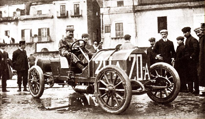 Photo of Nati il 24 agosto: il pilota automobilistico e imprenditore Vincenzo Lancia