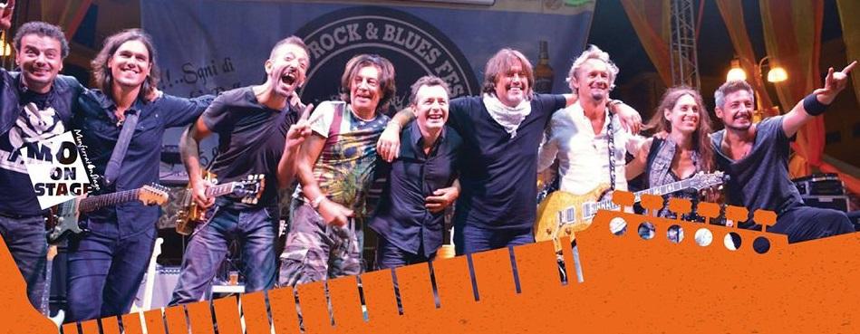 Photo of Monferrato on stage, una serata benefica con 12 grandi chitarristi