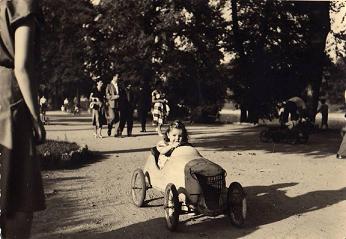 1953-Macchinine al Valentino