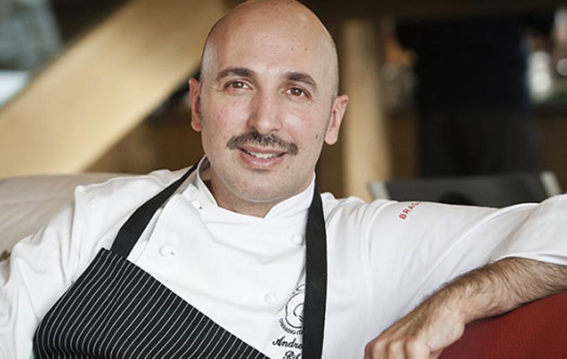 """Photo of Piatti """"bio"""" alla mensa Caritas dello chef stellato Ribaldone per dire no agli sprechi"""
