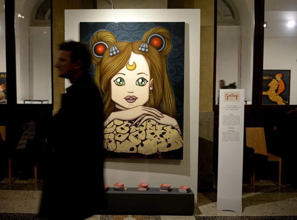 Photo of Arte e imprenditoria a braccetto: i brand si mettono in mostra a Torino