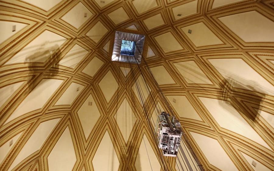 Photo of Dopo i lavori di manutenzione, riapre l'ascensore panoramico della Mole Antonelliana