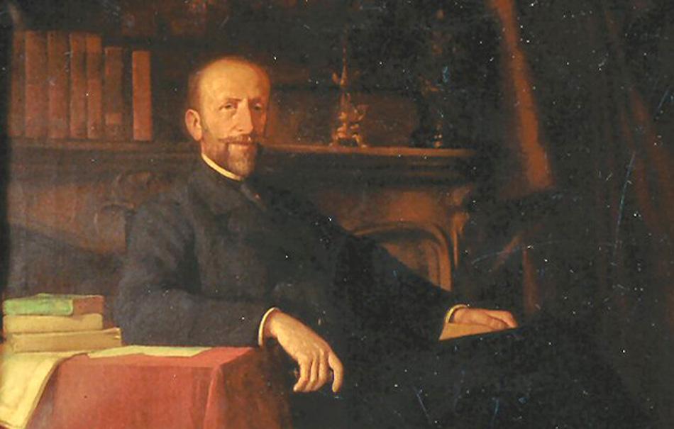 Photo of Nati l'11 settembre: il pittore e scrittore torinese Edoardo Calandra