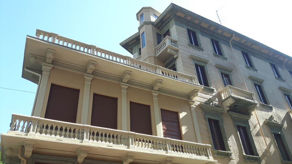 """Photo of Il """"bastimento a vapore"""" di Borgo San Paolo torna a risplendere in tutta la sua bellezza"""
