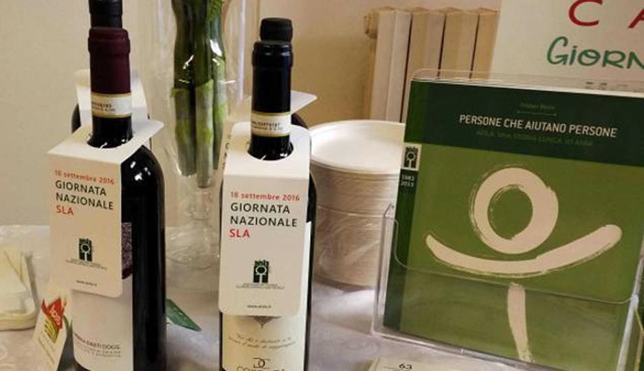 Photo of Aiutare la ricerca sulla SLA acquistando una bottiglia di Barbera d'Asti docg