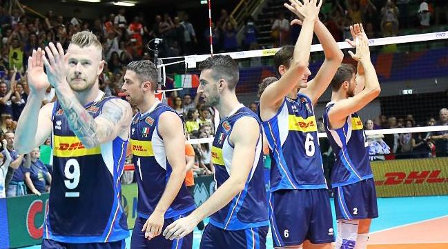 Photo of Mondiali di volley a Torino: l'Italia affronta mercoledì la Serbia e venerdì  la Polonia