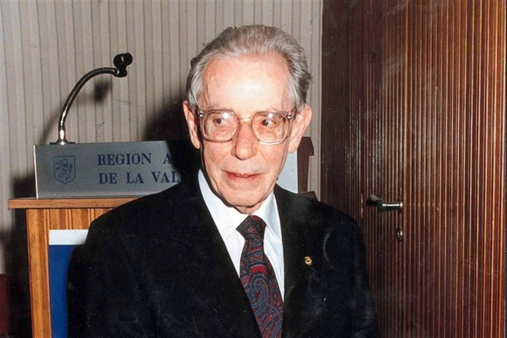 Photo of Un incontro per ricordare il filofoso cuneese Luigi Pareyson nel centenario della nascita