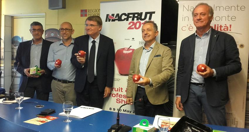 Photo of Il Piemonte diventa regione partner per l'edizione 2019 di Macfrut