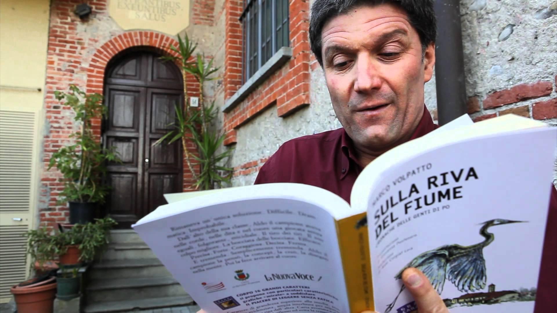 Photo of A Chivasso, uno spettacolo popolare tragicomico  con lo scrittore Marco Volpatto